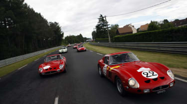 £32m Ferrari 250 GTO is the world's most expensive car