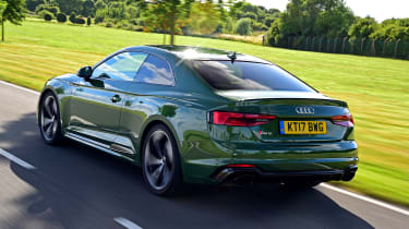 Audi RS5 – rear quarter