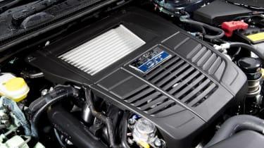 Subaru Levorg engine