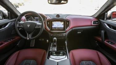 Maserati Ghibli 2016 - red zegna 2