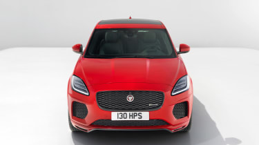 Jaguar E-Pace - driving static R Design top