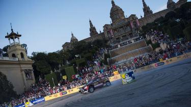 WRC Spain 2014 - Al Attiyah