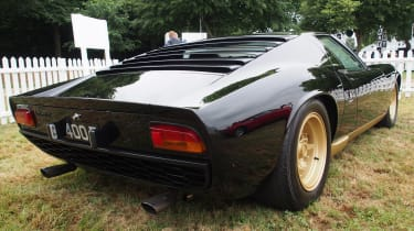 Goodwood Festival of Speed - Lamborghini Miura