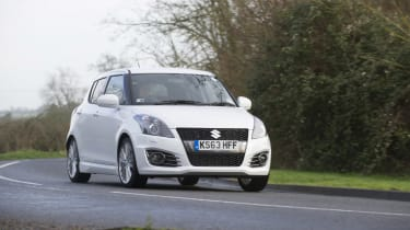 Suzuki Swift Sport Review Prices Specs And 0 60 Time Evo