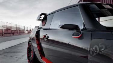 Mini John Cooper Works GP Concept - bodywork