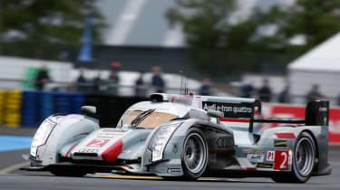 2013 Le Mans 24 hours: Audi R18 e-tron
