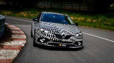 New Renault Sport Mégane - Front