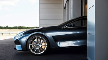 BMW 8-series concept - front