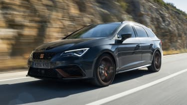 Cupra Leon R ST estate