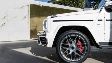 Mercedes-AMG G63 – wheel