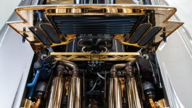 McLaren F1 LM Specification engine bay