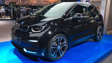 BMW i3s - Frankfurt motor show