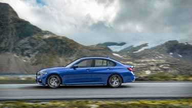 BMW 3-series review - profile