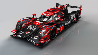TVR Rebellion Racing LMP1 - front
