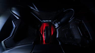 Honda NSX Type S – engine