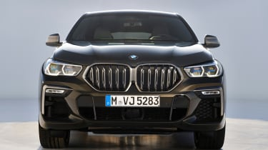 New BMW X6 front grille 2