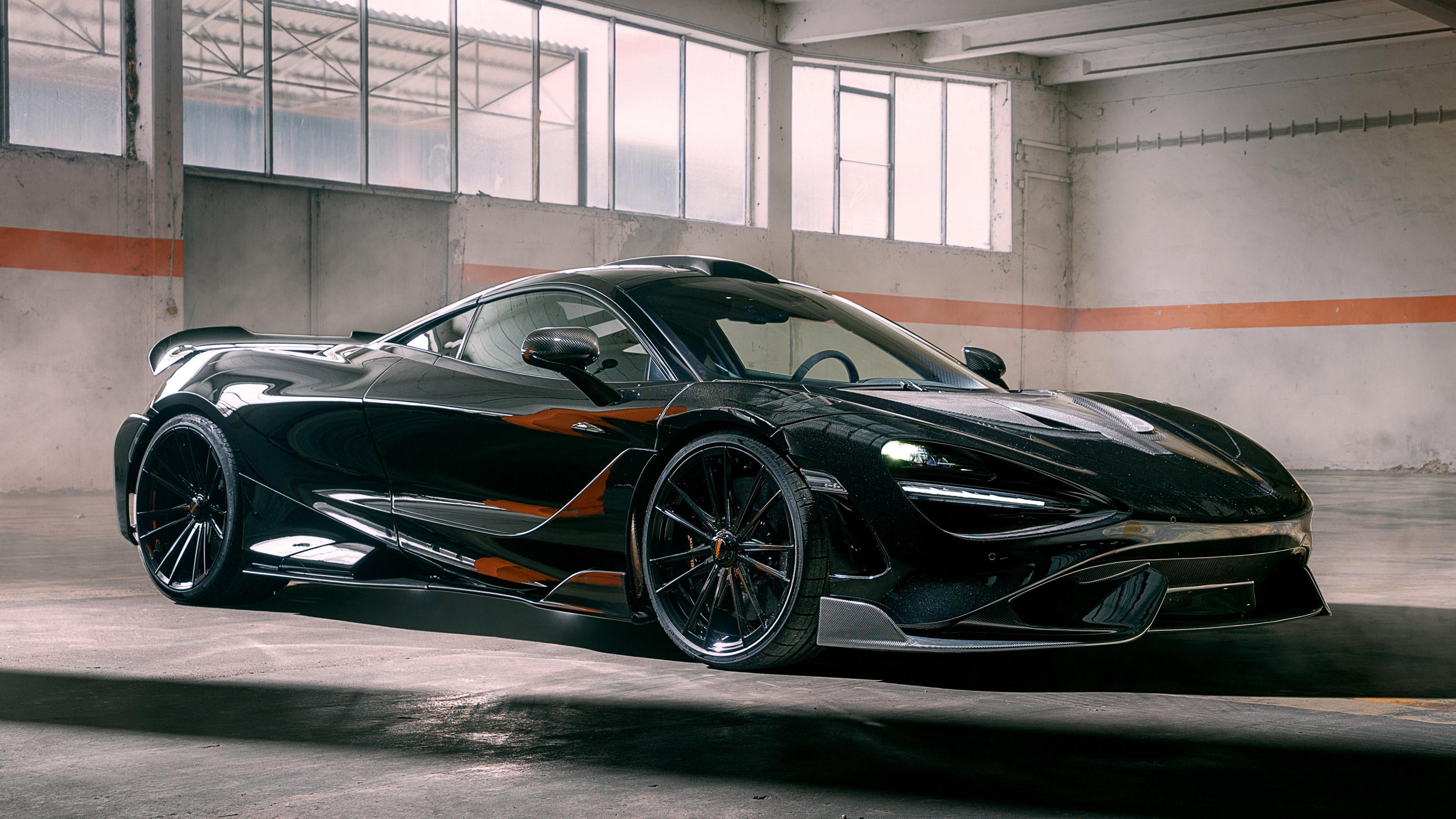 Novitec-tuned McLaren 765LT has higher power-to-weight than P1