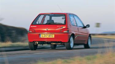 Peugeot 106 Rallye (S1)