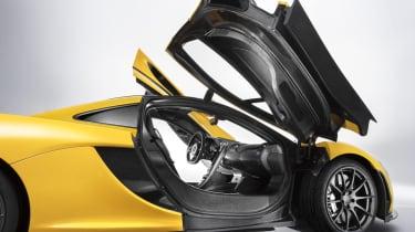 McLaren P1 price, specs and release date doors up carbon interior
