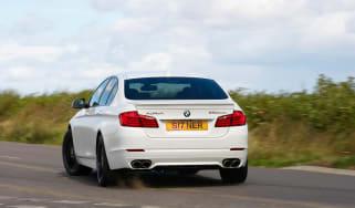 Alpina B5 Biturbo 'BMW M5' review