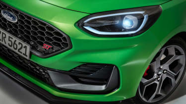 2022 Ford Fiesta ST –nose