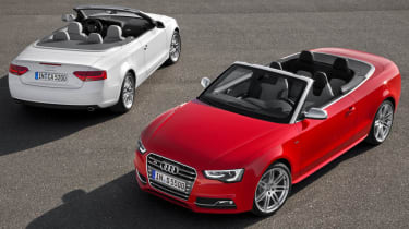 New Audi A5 and S5 news and pictures