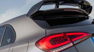 Mercedes-AMG A45 S rear detail