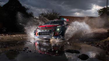 Rally Mexico C3