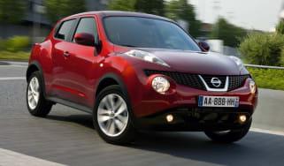 Nissan Juke 1.6 DiG-T Tekna 4x4 CVT review