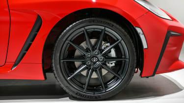 2022 Toyota GR86 - wheels