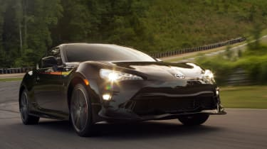 Toyota GT86 TRD Special Edition – Front
