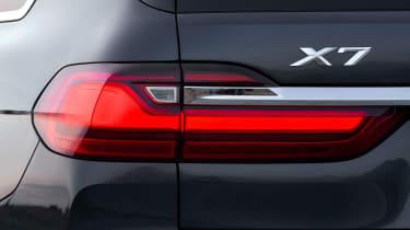BMW X7 - rear light