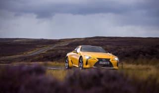 Lexus LC 500 - front