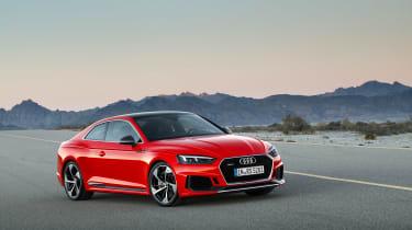 Audi RS5 - front three quarter