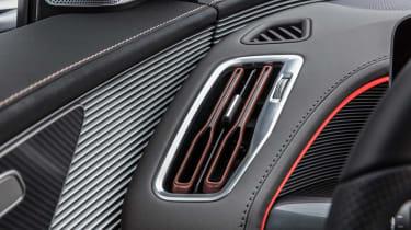 Mercedes EQC AMG-line - vents