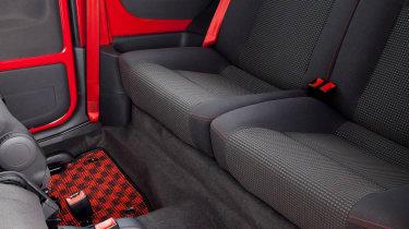 Volkswagen Lupo GTI – rear bench