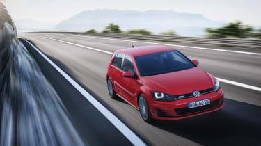 VW Golf GTD Mk7 revealed ahead of Geneva
