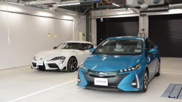 Toyota Technical Center Shimoyama