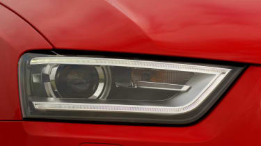 Audi RS Q3 LED light
