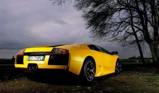 Lamborghini Murcielago rear