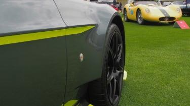 City Concours - Aston Martin V8 Vantage GT8