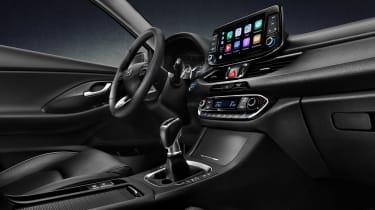Hyundai i30 Fastback - interior 2