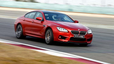BMW M5 and M6 Horse Edition launched in China