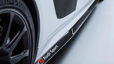 Audi performance parts - R8 detail