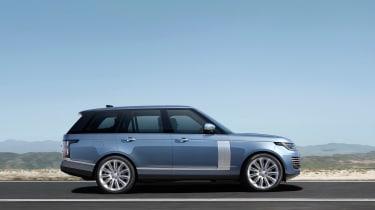 MY18 Range Rover - profile