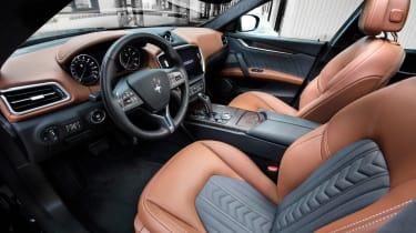 Maserati Ghibli MY2021 – interior