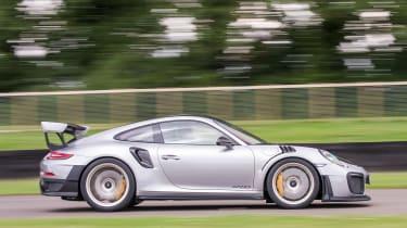 Porsche 911 GT2 RS - 991.2 profile