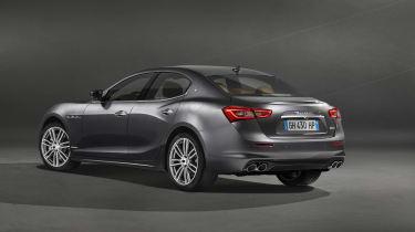 Maserati Ghibli GranLusso - rear quarter
