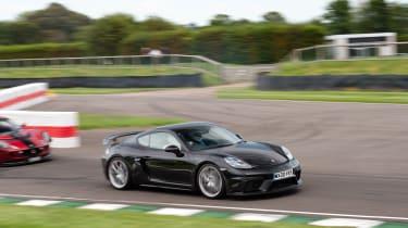 evo Trackdays 2021– GT4 on track 2