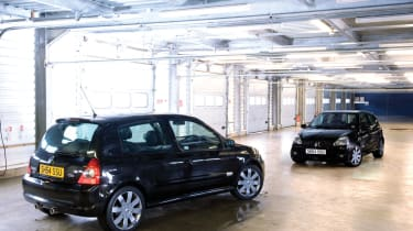 Renaultsport Clio 182 buying guide